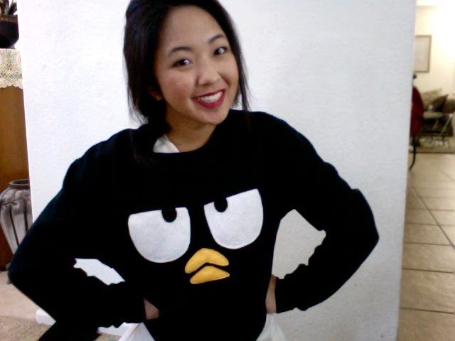DIY Cute Sweater