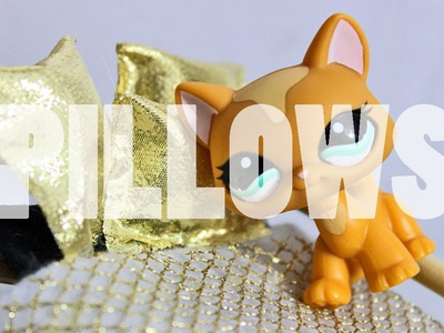 DIY Furniture: How To Make LPS Pillows
