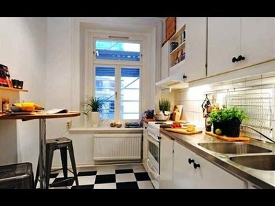 DIY Small kitchen decorating ideas