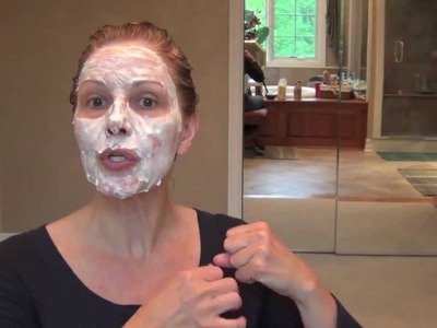 DIY White Rice MASK, Redken has NEW hair PRODUCTS.