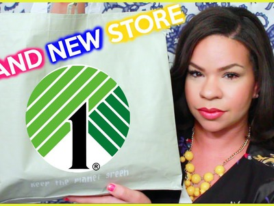 DOLLAR TREE HAUL & FOLLOW ME AROUND A NEW DOLLAR TREE| Sensational Finds