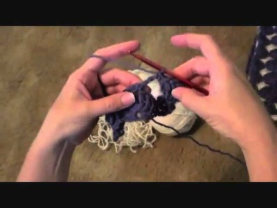 Double Layer Shell Afghan 1_0001.wmv