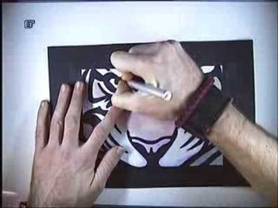 How To: Cut a Stencil EASILY