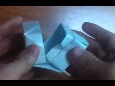 How to Make Jewelry Box Origami