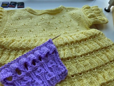 Knit with eliZZZa * Little Bells Stitch