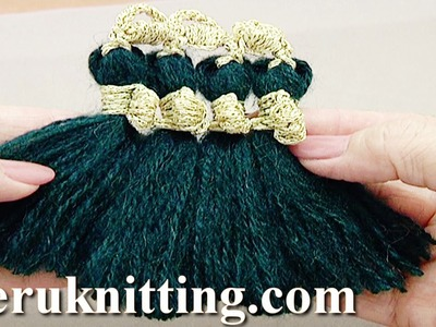 Make Tassels On Hairpin Loom Tutorial 36 Beautiful Tassels