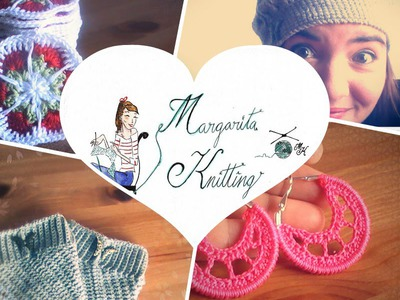 Margarita Knitting te enseña crochet-ganchillo