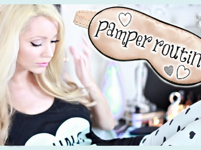 My Pamper Routine ♡ Spa Night at Home