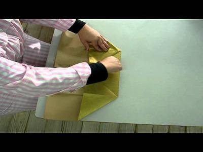 Origami - Coroa para os Reis