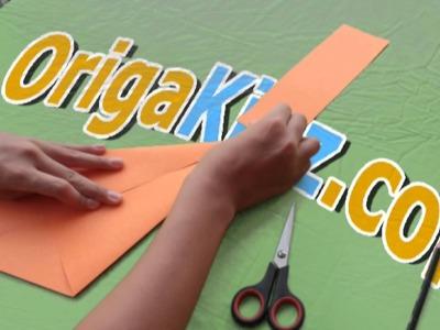 Origami Girafe - Pour enfants