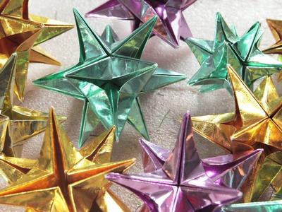 Origami Holiday Tree 2011
