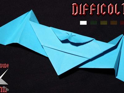 [ORIGAMI ITA] Pipistrello    Animali.Origami Per Bambini o Principianti (E Non Solo!)