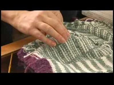 Reading Knitting Patterns : Knitting Patterns: Weave in the Ends
