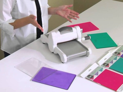 Sizzix: Cutting Pads with Color Brighten Your Craft Room