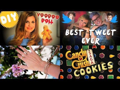 This Week on PSGG: DIY Voodoo Doll, Candy Crush Cookies, and More!
