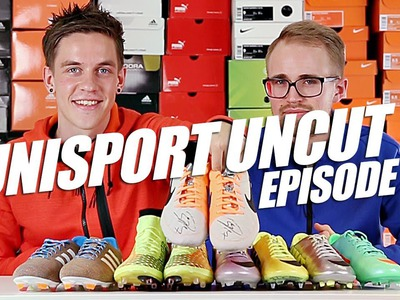 Unisport Uncut Episode 8: The Knitted Boot War + Giveaway Winner