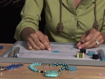 Beading Projects : How to Make Beaded Rings