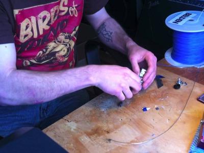 Boutique DIY guitar effects pedal build construction - Dazatronyx