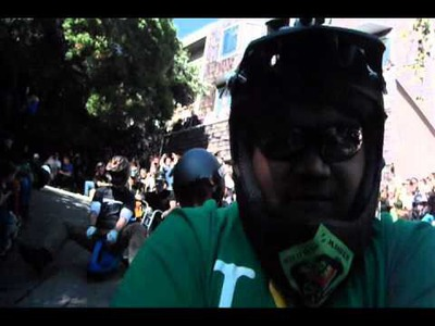 BYOBW 2011 - FUJI XP20 DIY helmet cam