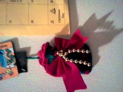 Costalitos y  campanitas a crochet