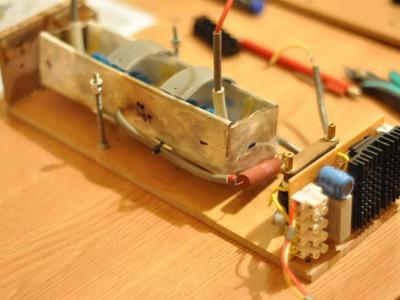 DIY High Voltage Supply (12V to 50KV)