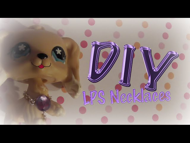DIY LPS Collar.Necklace {400+ sub special} *Requested*