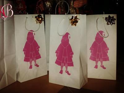 DIY Tutorial Come creare una shopper con dei semplici sacchetti di carta