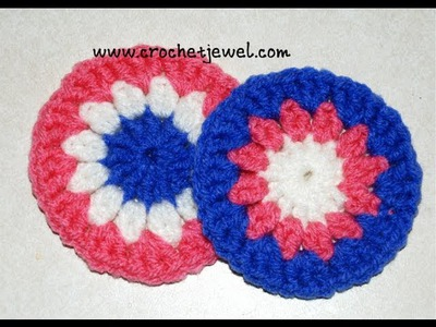 How to Crochet a Coaster