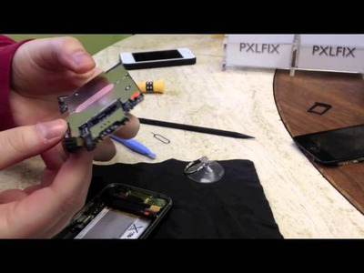 How to DIY repair an iPhone 3G iPhone 3GS camera