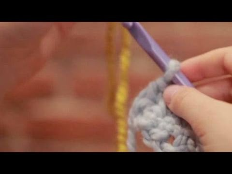 How to Join a New Ball of Yarn or Color | Crocheting