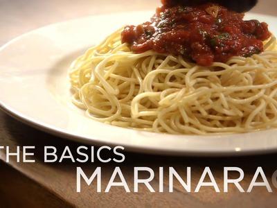 Marinara Sauce - The Basics