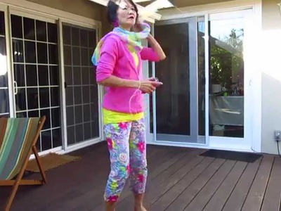OOTD dancing - Pink to the Call me maybe