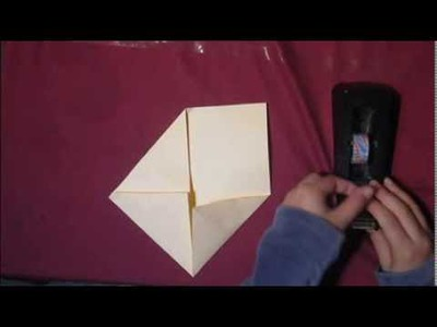 Origami: Briefumschlag.zum selber basteln