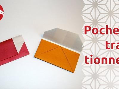 Origami - Pochette traditionnelle [Senbazuru]