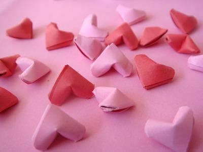 Origami Tutorial : Coração. Heart