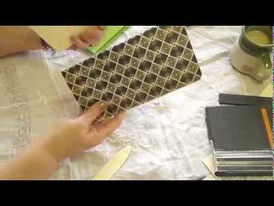"P1. ""6 Pocket Craft Folder for your Midori Traveler's Notebook"