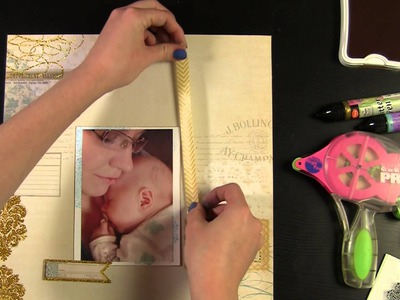 Scrapbooking, Stamping and Loving Life's Moments! Tues Tutorial