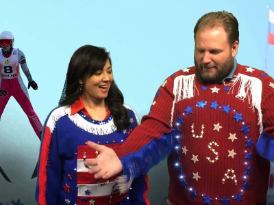 The Browsers' Ugly Olympic Sweater Contest