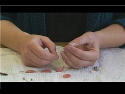 Beaded Jewelry Making : How to Make a Beaded Bracelet