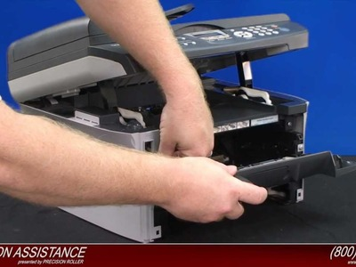 Brother MFC-7420 Paper Feed Kit Video Instruction