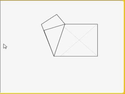 Como hacer flores de cerezo  De Origami (Dificil)