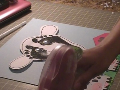 Create a Critter Scrapbook Page, Episode 22