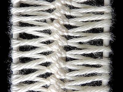 Crochet y Horquilla : Punto # 1