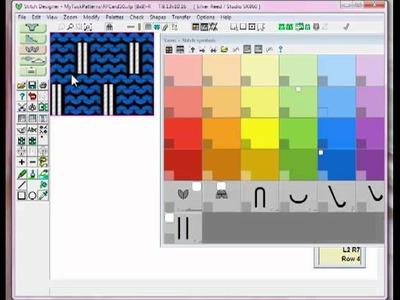 DAK8 Method of Knitting