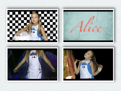 DIY Alice In Wonderland Costume, Hair, And Makeup | Halloween