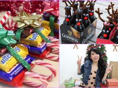 DIY CHRISTMAS GIFTS: EASY & CHEAP