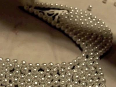 DIY Peter Pan Collar Necklace