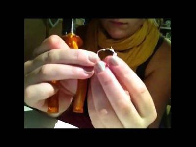 DIY Ring aus draht