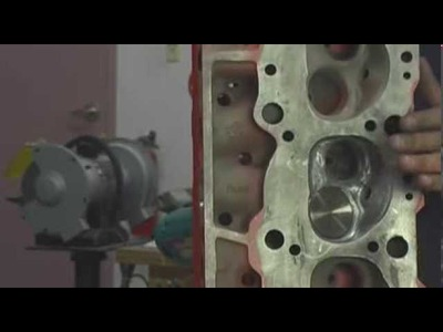Eastwood's DIY Polishing and Porting Cylinder Heads Kit
