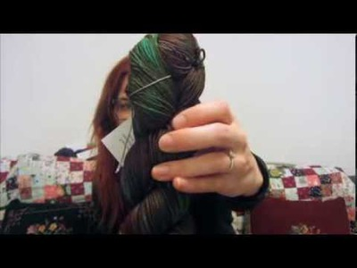 Epiode 8: The Busy Knitter